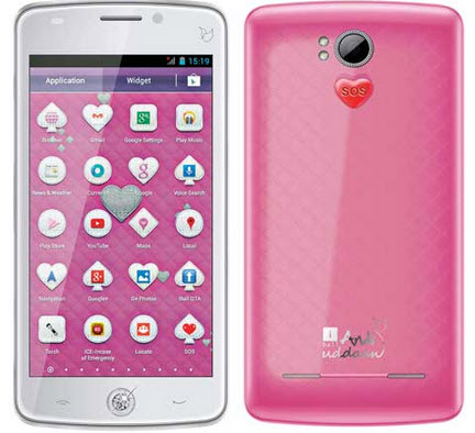 Safety Phone for women