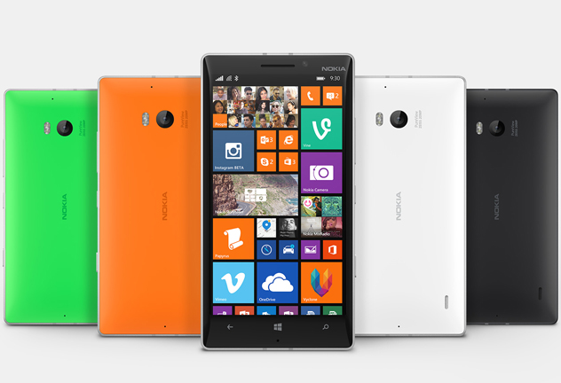Nokia Lumia 930, 630 and 635 Launched - Lumia 930
