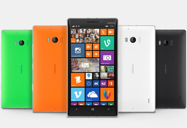 Nokia Lumia 930, 630 and 635 Launched - Lumia 930