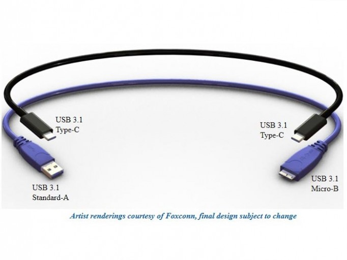 USB 3.1 Cables and Connectors Revealed - 1