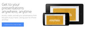 Google IO 2014 Keynote Recap - Google Slides