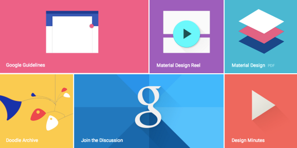 Google IO 2014 Keynote Recap - Material Design