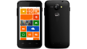 Micromax Launches Windows Phone Devices - Canvas Win W092