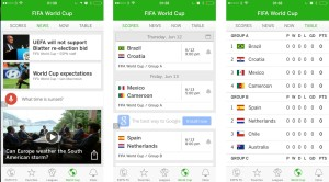 Top 4 Apps to Track the FIFA World Cup 2014 On Smartphones - ESPN FC