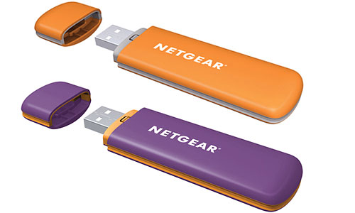 Top 5 High Speed Universal 3G Data Card Dongles for 2014 - Netgear AC329U