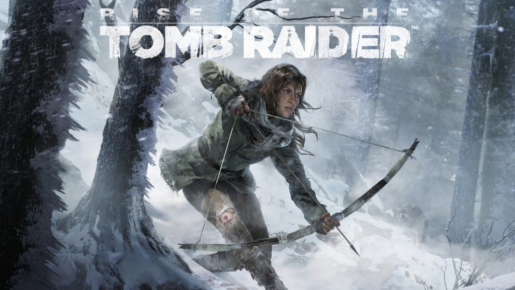 Gamescom 2014 Microsoft Xbox Roundup - Rise of the Tomb Raider
