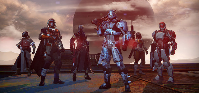 Gamescom 2014 Sony PlayStation Roundup - Destiny