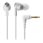 Top 5 In-Ear Headphones Under Rs. 1500 - Audio Technica ATH-CK323M