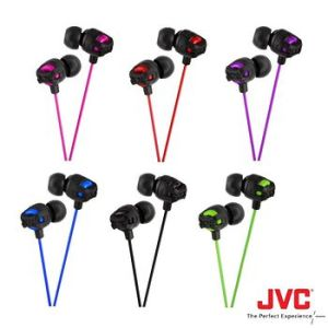 Top 5 In-Ear Headphones Under Rs. 1500 - JVC HA-FX101