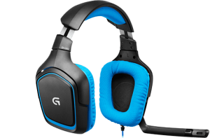 10 Best Gaming Headphones In India - Logitech G430
