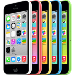 10 Best Smartphones Under 30,000 INR in India - Apple iPhone 5C