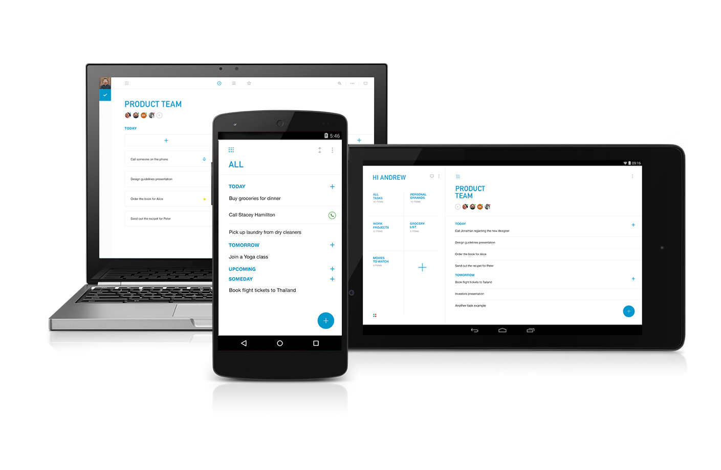 5 Best To-Do List Managers for Android - Any.do