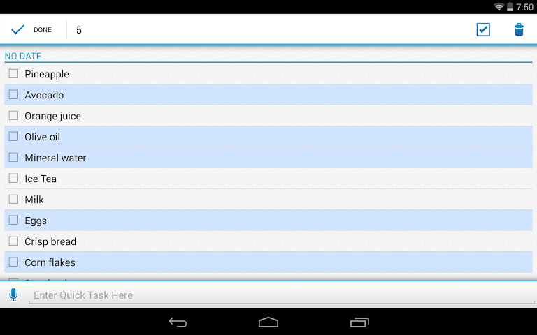 5 Best To-Do List Managers for Android - SplenDO