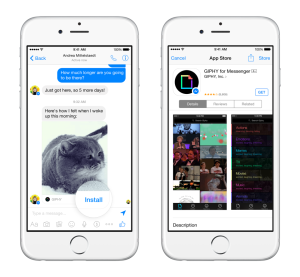 Facebook Messenger Website Launched - Chat Apps