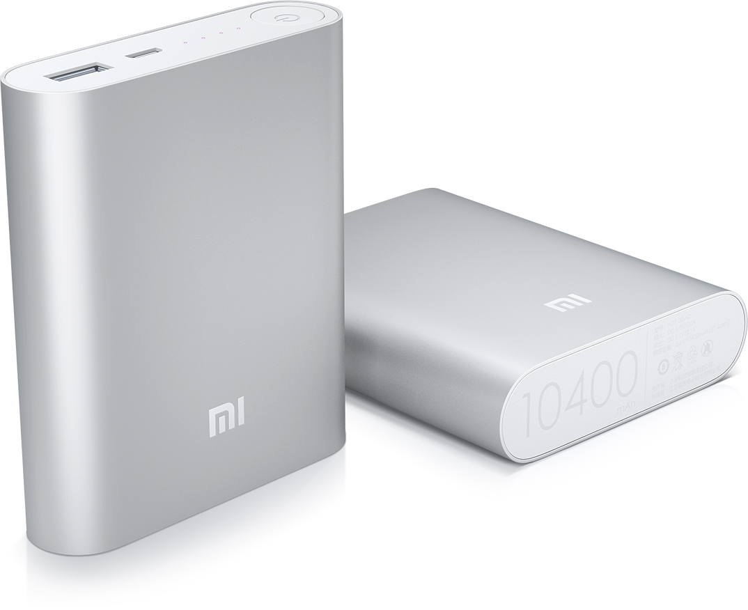 5 Best Power Bank Devices in 2015 Under 1500 INR - Mi Power Bank 10400 mAh