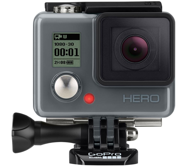 5 Best Wearable Action Cameras For Sports and vLogging - GoPro Hero
