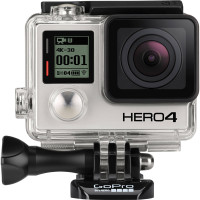 5 Best Wearable Action Cameras For Sports and vLogging - GoPro Hero4 Black