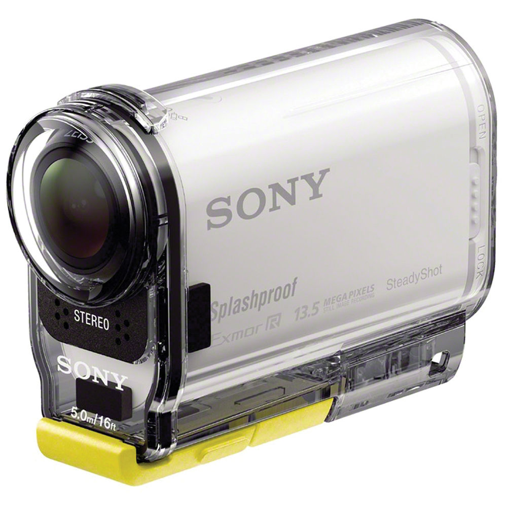 5 Best Wearable Action Cameras For Sports and vLogging - Sony HDR AS-100V