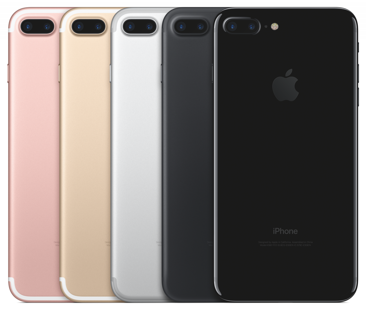 iPhone 7 vs. iPhone 6 - Colors