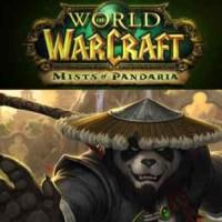 World of Warcraft - Mists of Pandaria Logo
