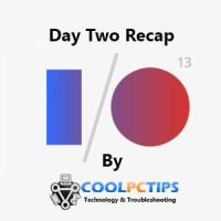Google IO 2013 Day Two Recap